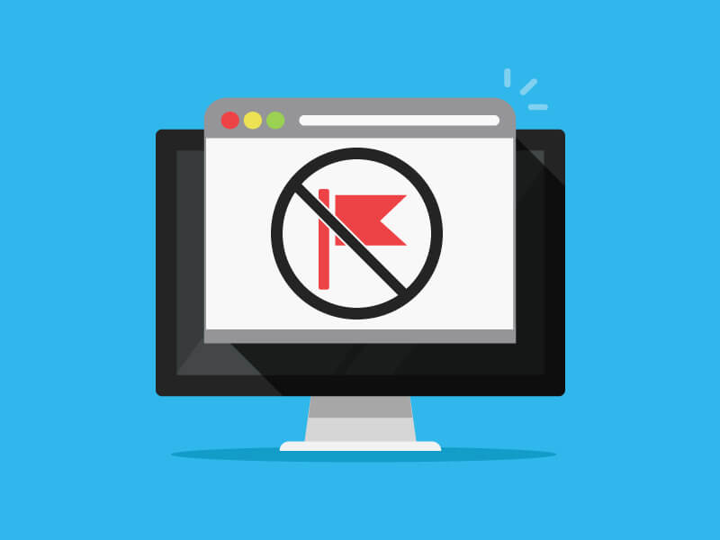 5 Red Flags to Avoid on Your Website